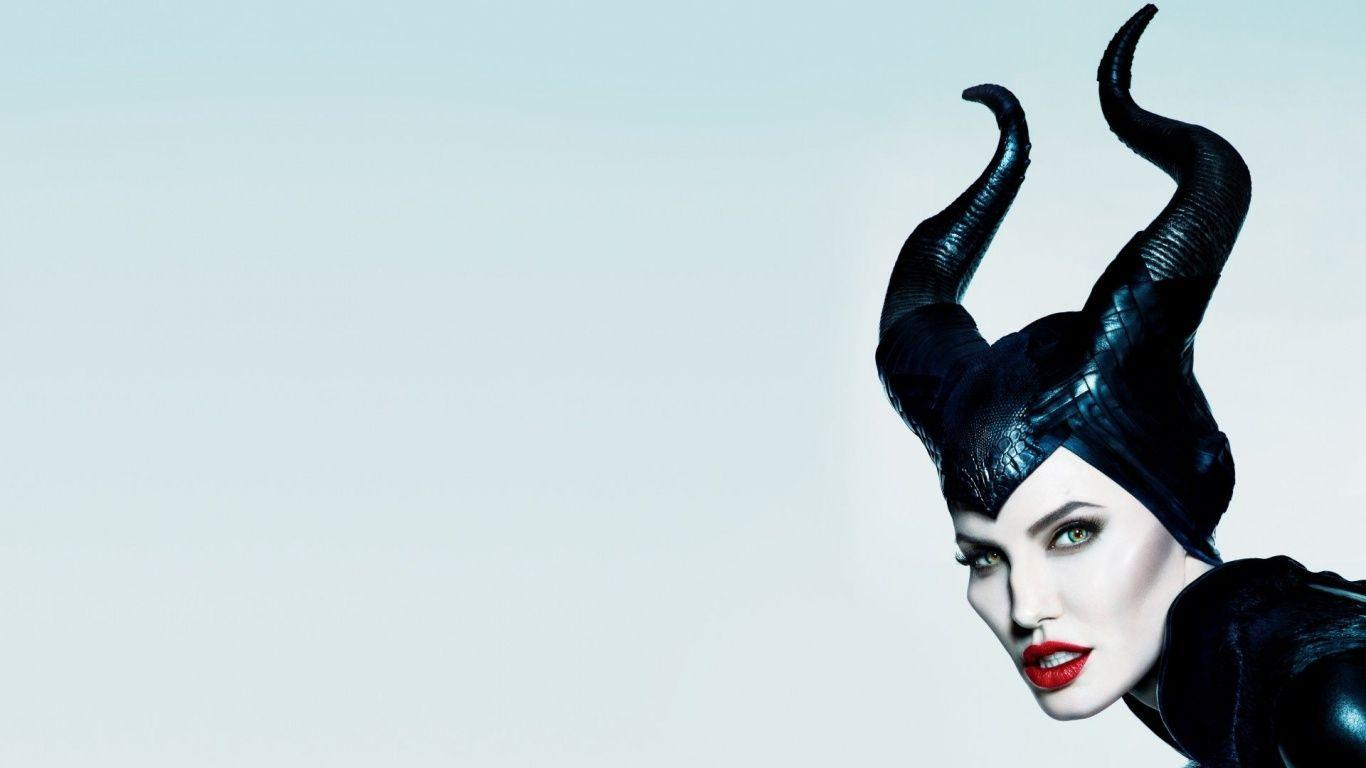 14 Maleficent Desktop Wallpapers