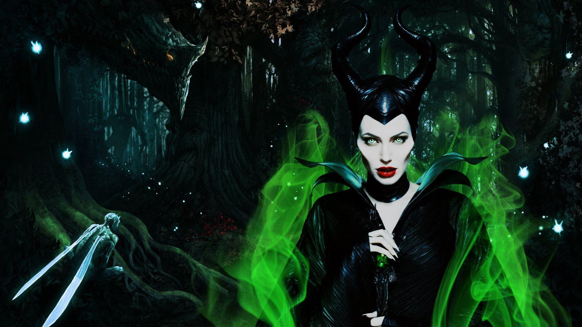 Maleficent Fan Art Wallpapers · 4K HD Desktop Backgrounds Phone Image