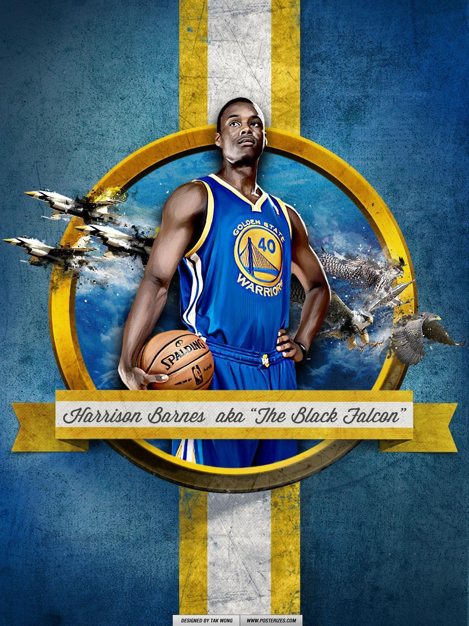 Harrison Barnes Warriors Wallpapers