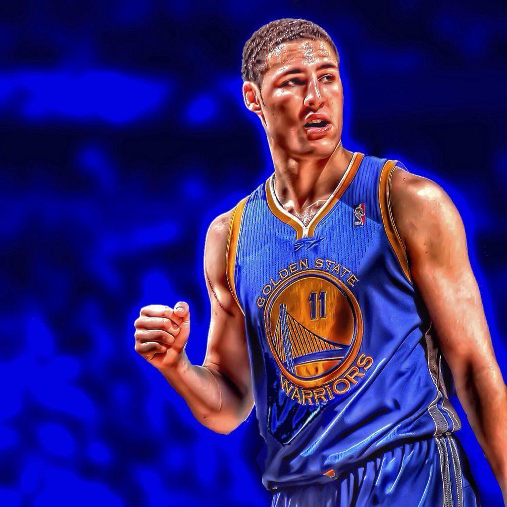 Klay Thompson design by JJTMJoJoTheMonkey