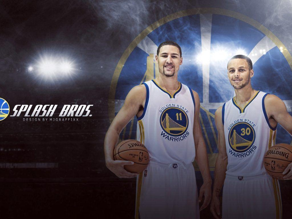 Stephen Curry And Klay Thompson Wallpapers