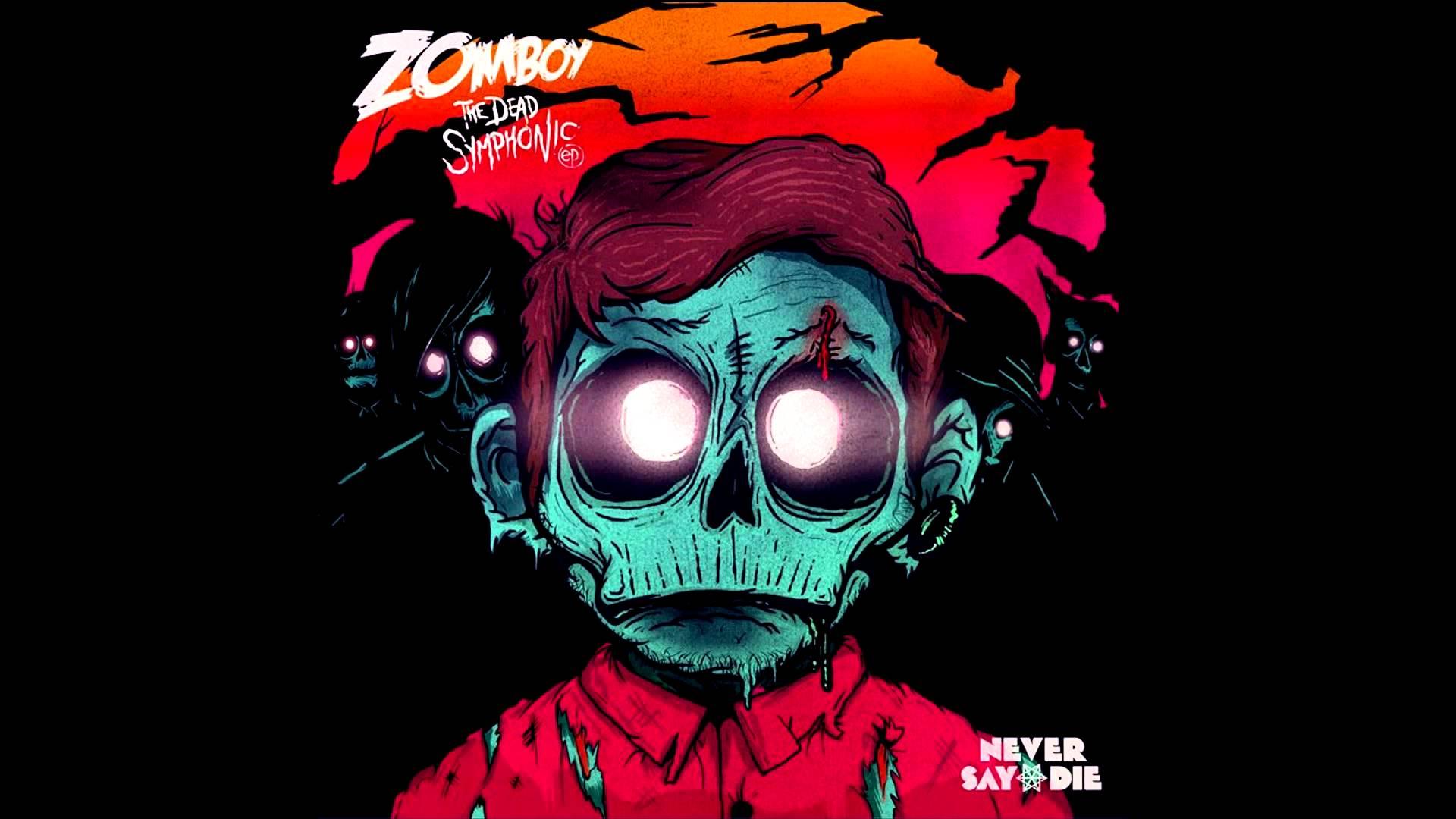 Wallpaper iphone zomboy - Zomboy The Dead Symphonic Ep 02 Hoedown Hd Youtube