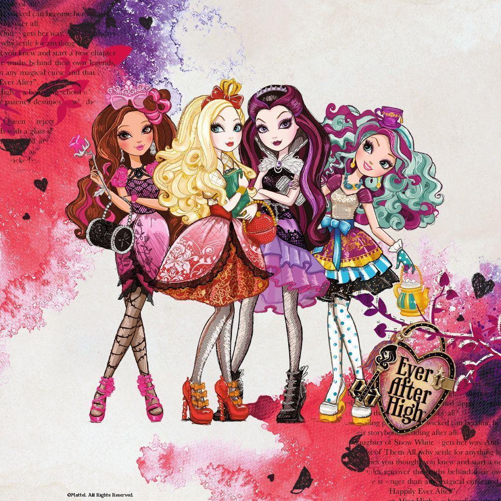 Ever After High Wallpapers - Wallpaper Cave