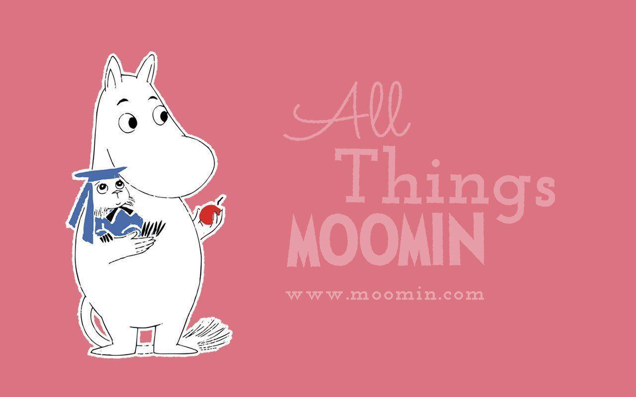 Moomin Wallpapers Wallpaper Cave