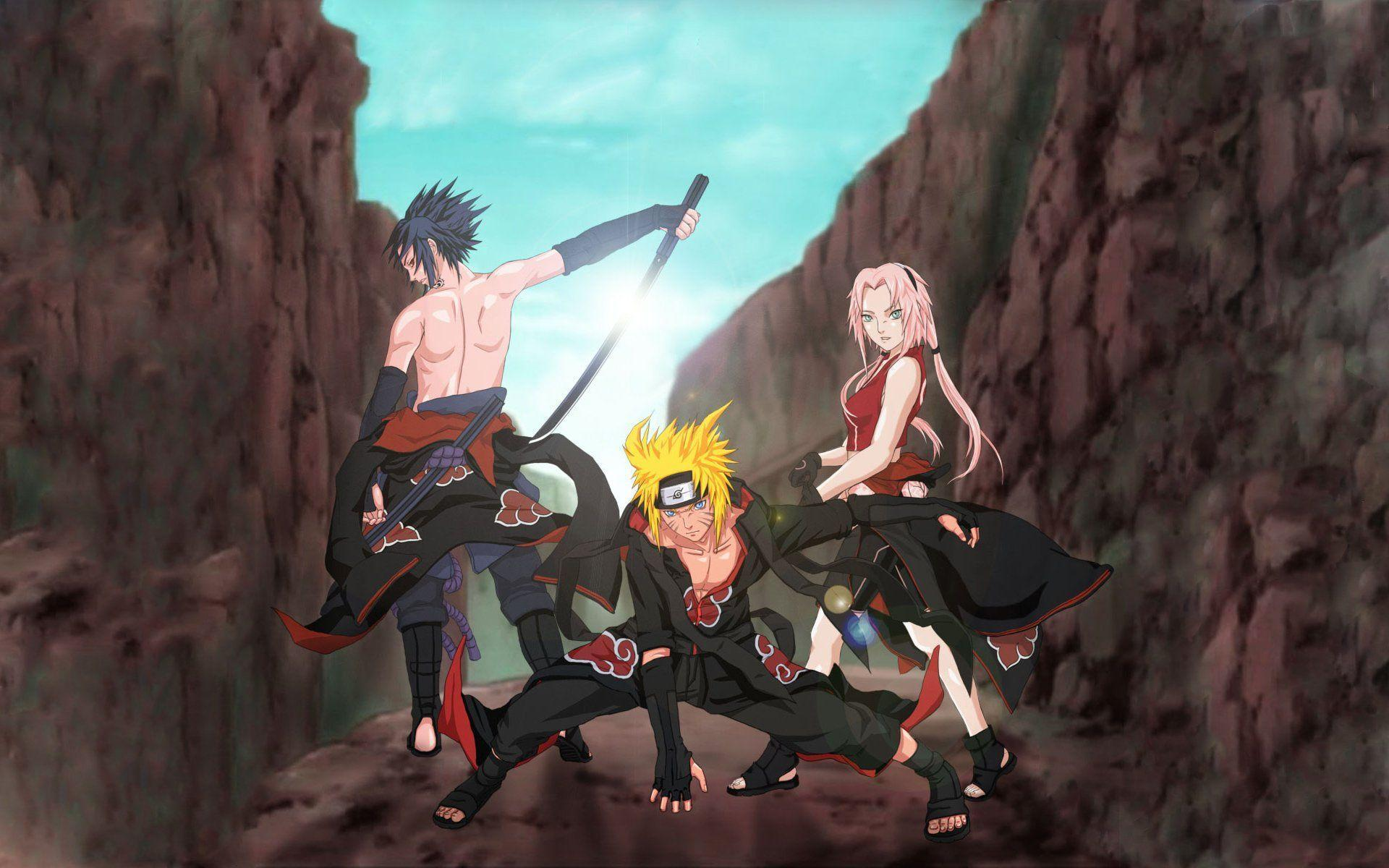 Sasuke And Sakura Wallpapers Wallpaper Cave