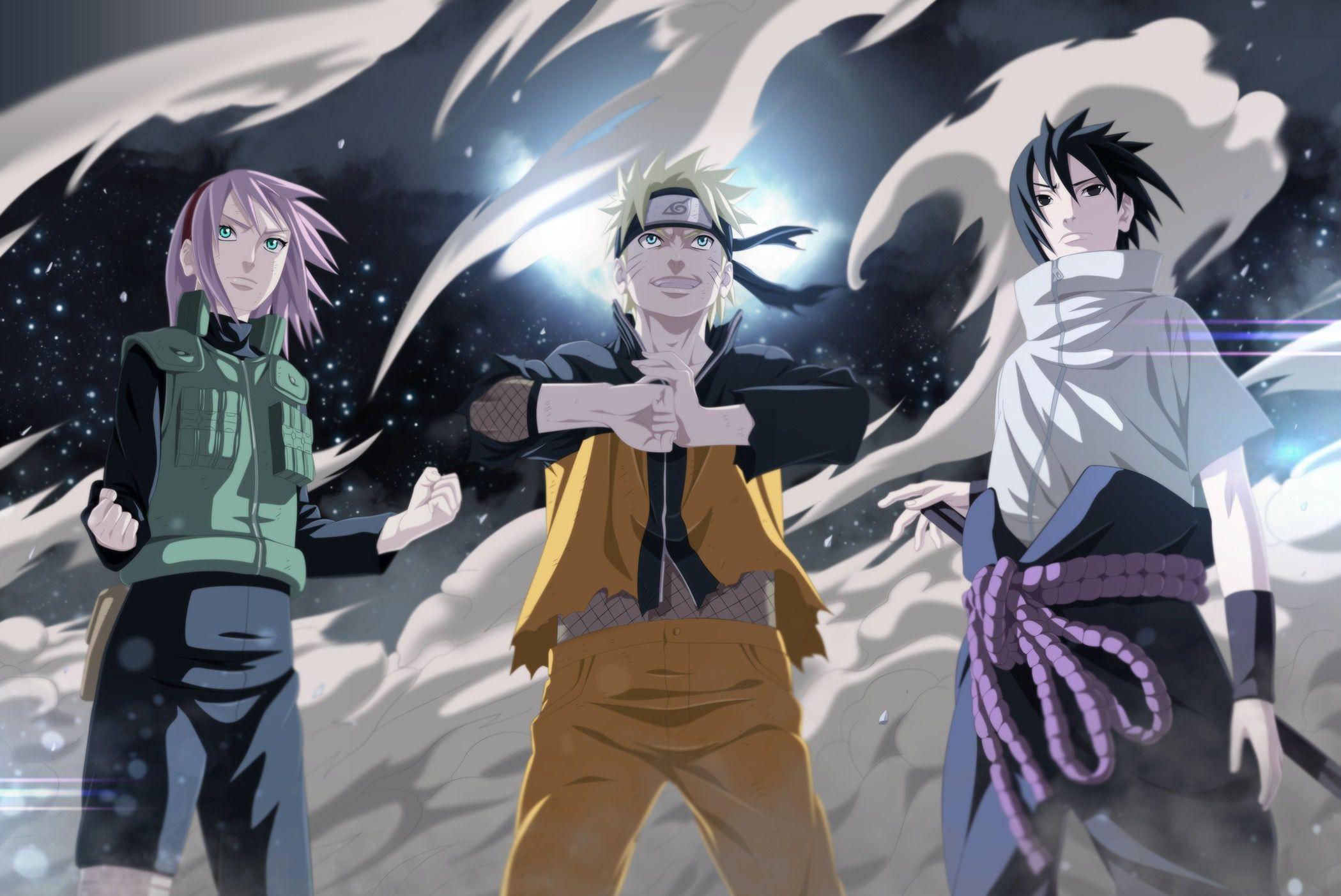 Sasuke And Sakura Wallpapers Wallpaper Cave
