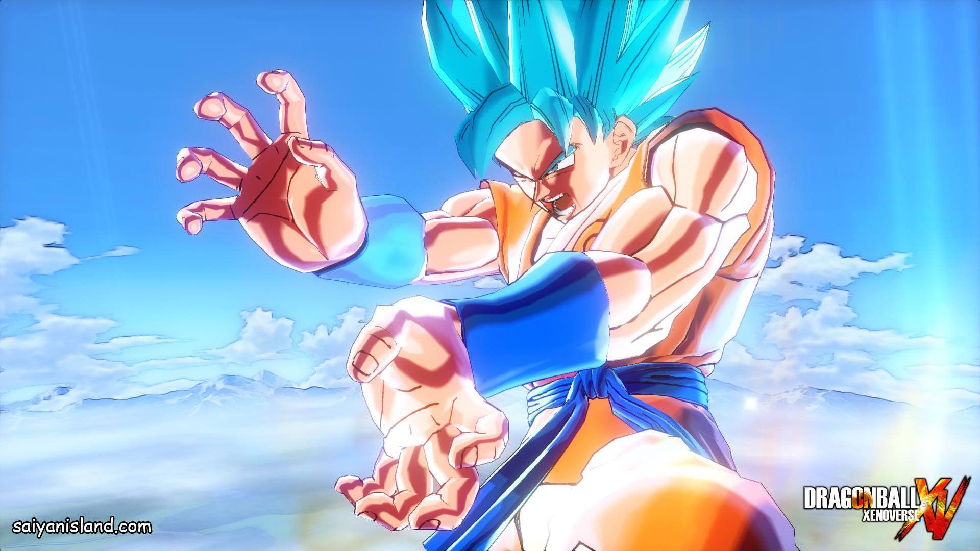 New Super Saiyan Gods Revealed In Photos From DRAGON BALL Z