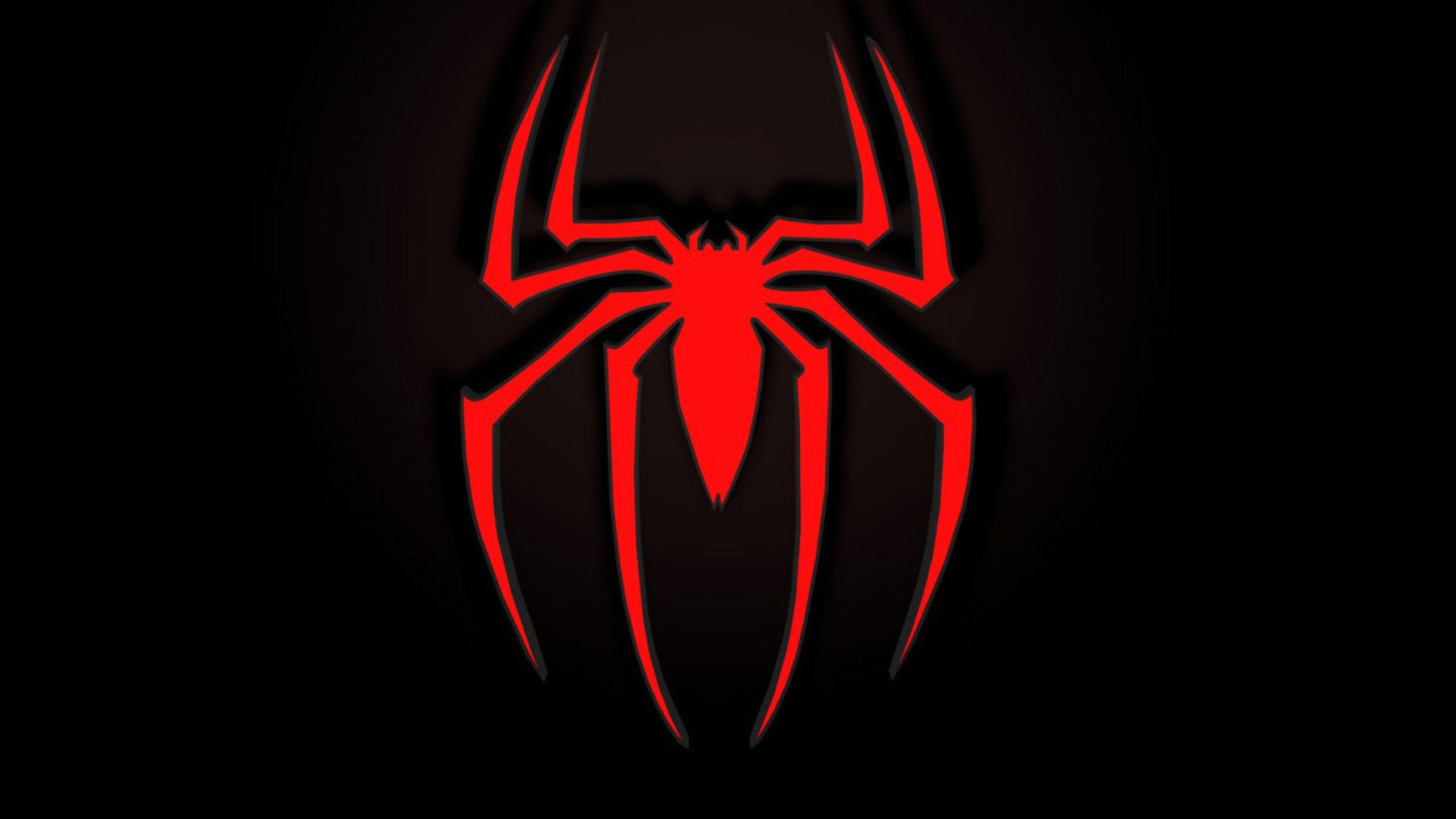 black spiderman logo wallpapers » Wallppapers Gallery
