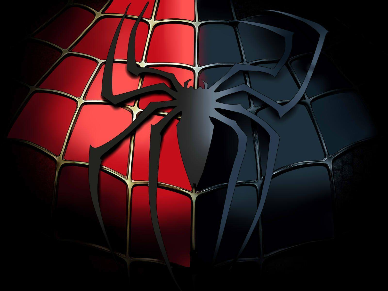 Spiderman logo clipart mobile