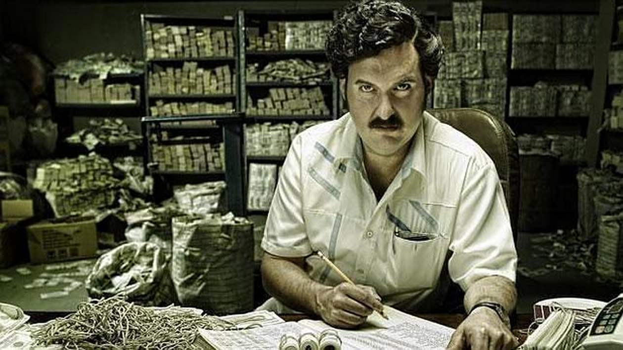 Pablo Escobar Wallpapers Wallpaper Cave