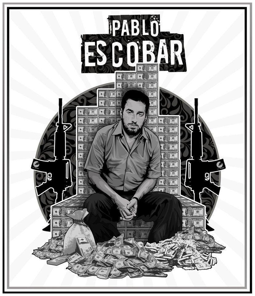 Download Pablo Escobar Cartoon Image Wallpapers