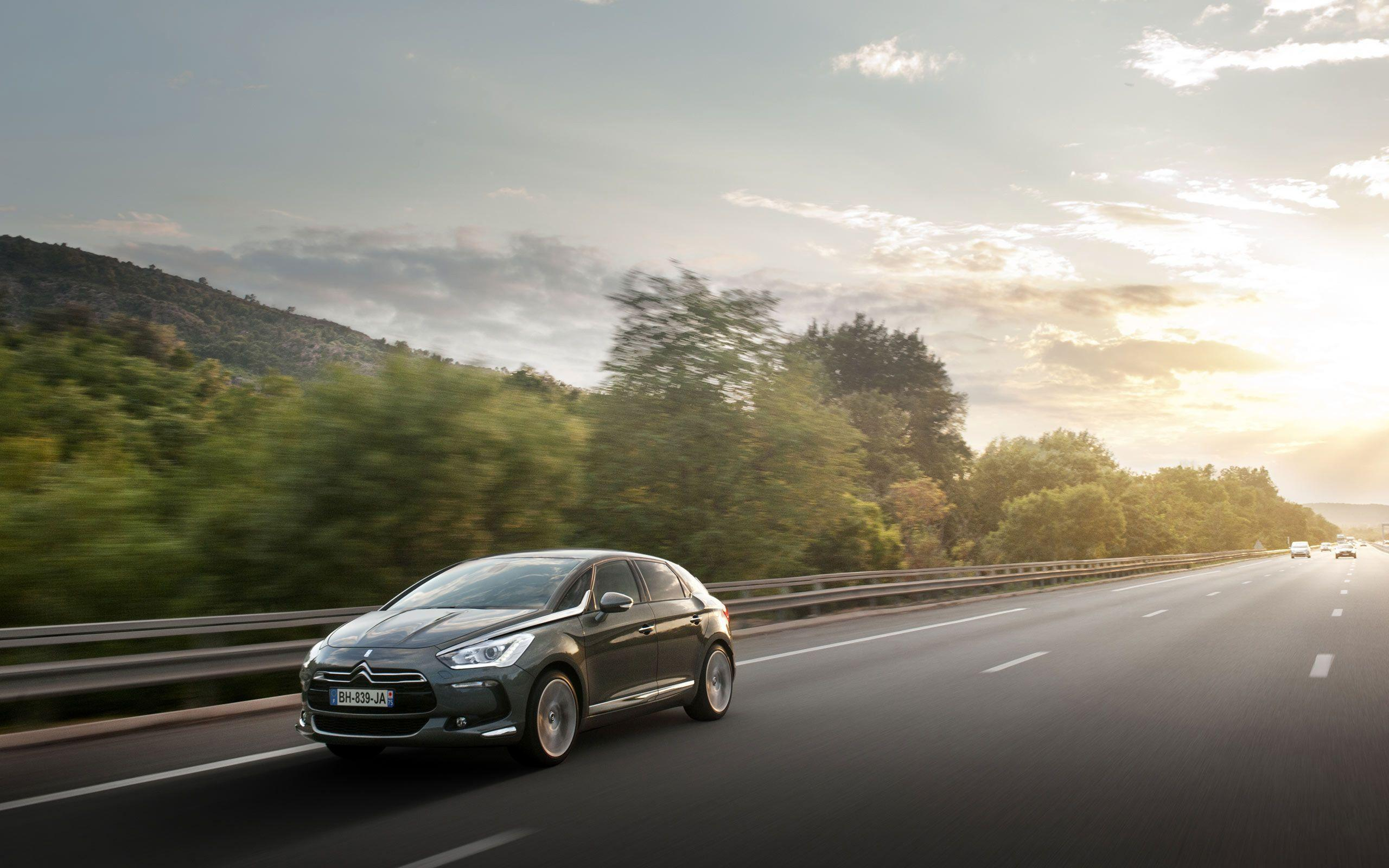 Citroen-DS5 wallpapers and images - wallpapers, pictures, photos