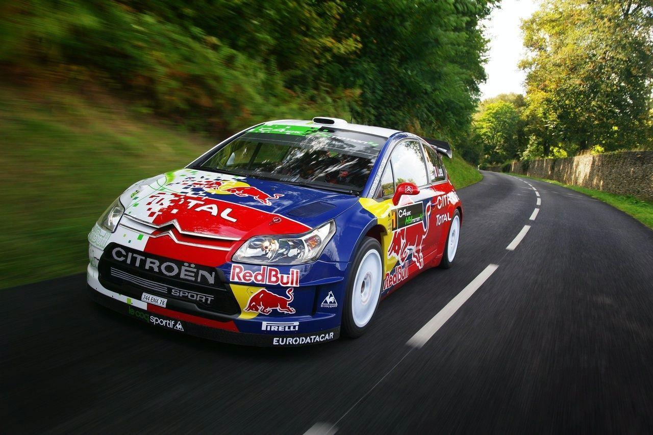 Citroen C4 WRC HYmotion4 wallpapers - Auto Power Girl