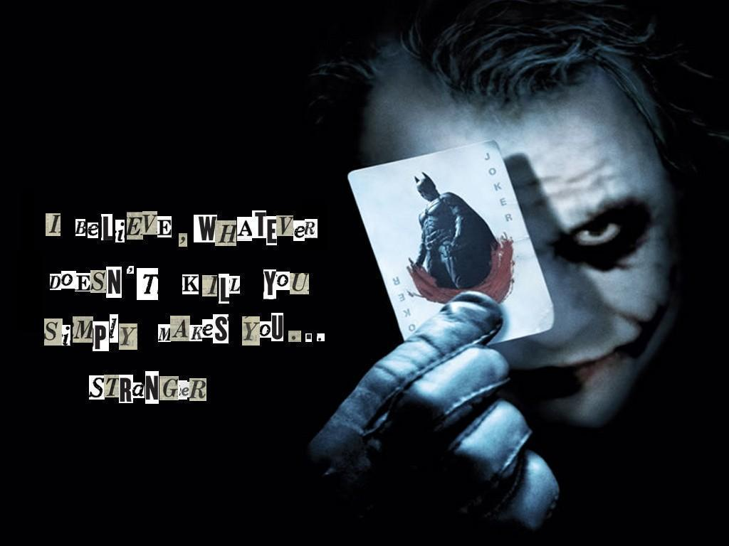 joker quotes cave