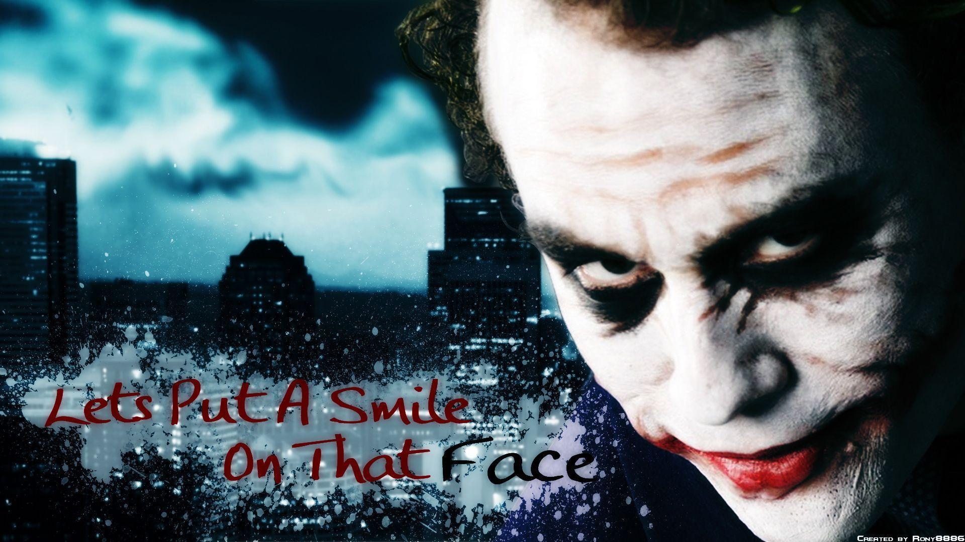 Joker Quotes: Joker Quotes Wallpapers