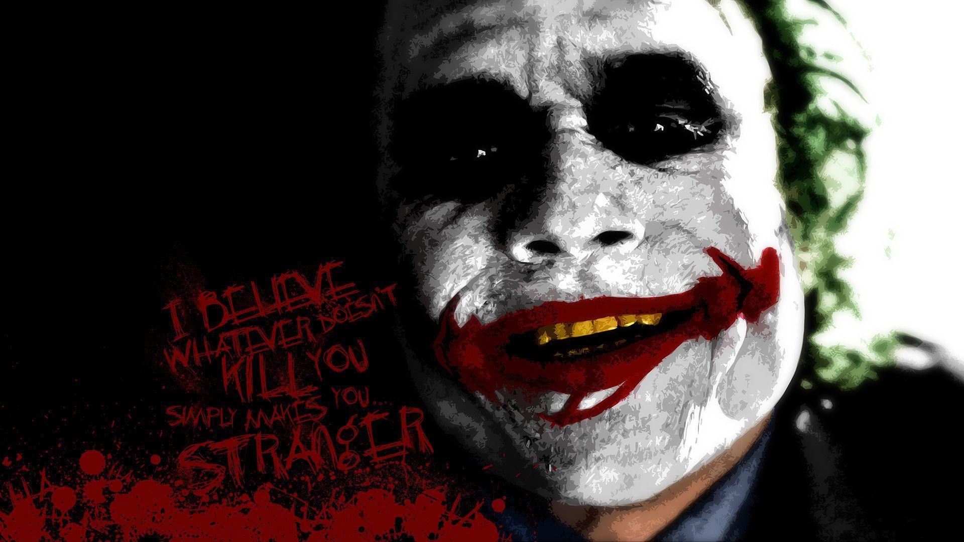 Joker quotes wallpapers wallpaper cave for Joker wallpaper 4k