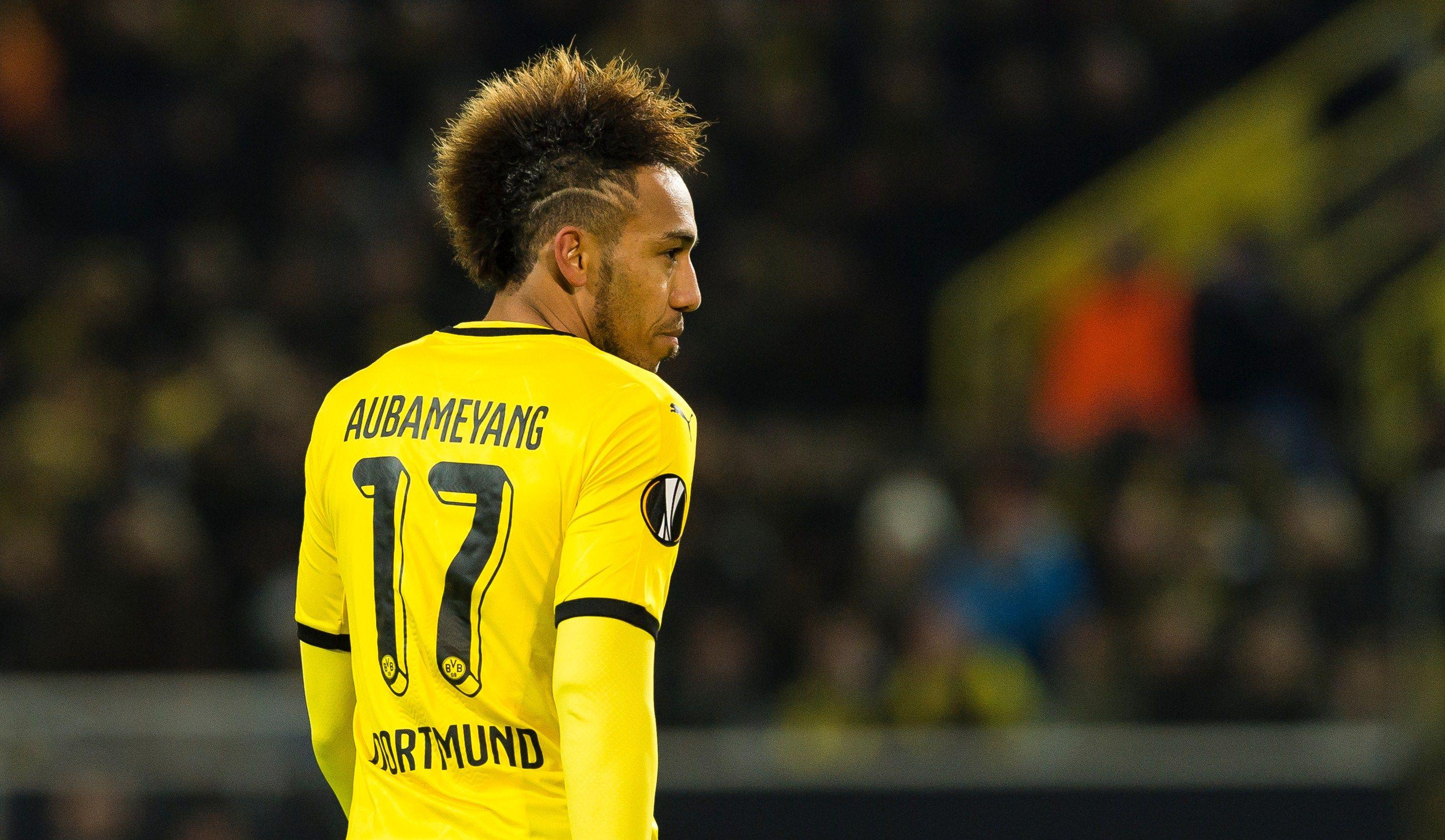 Pierre Emerick Aubameyang Wallpapers Wallpaper Cave