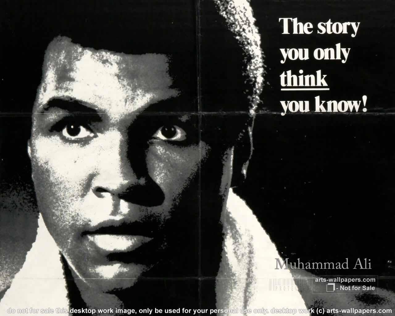Muhammad Ali HD Wallpapers