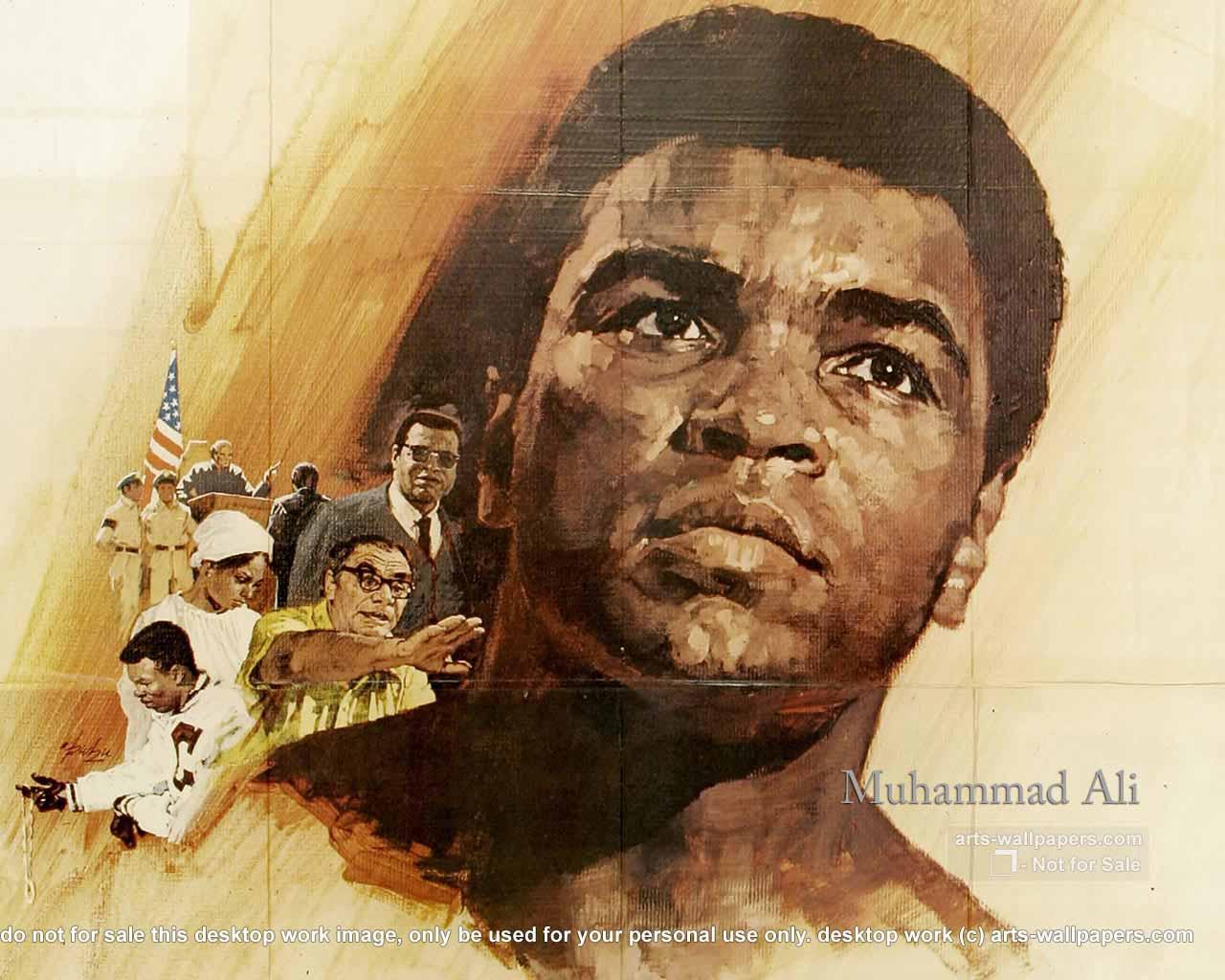 Muhammad Ali Boxer Wallpapers