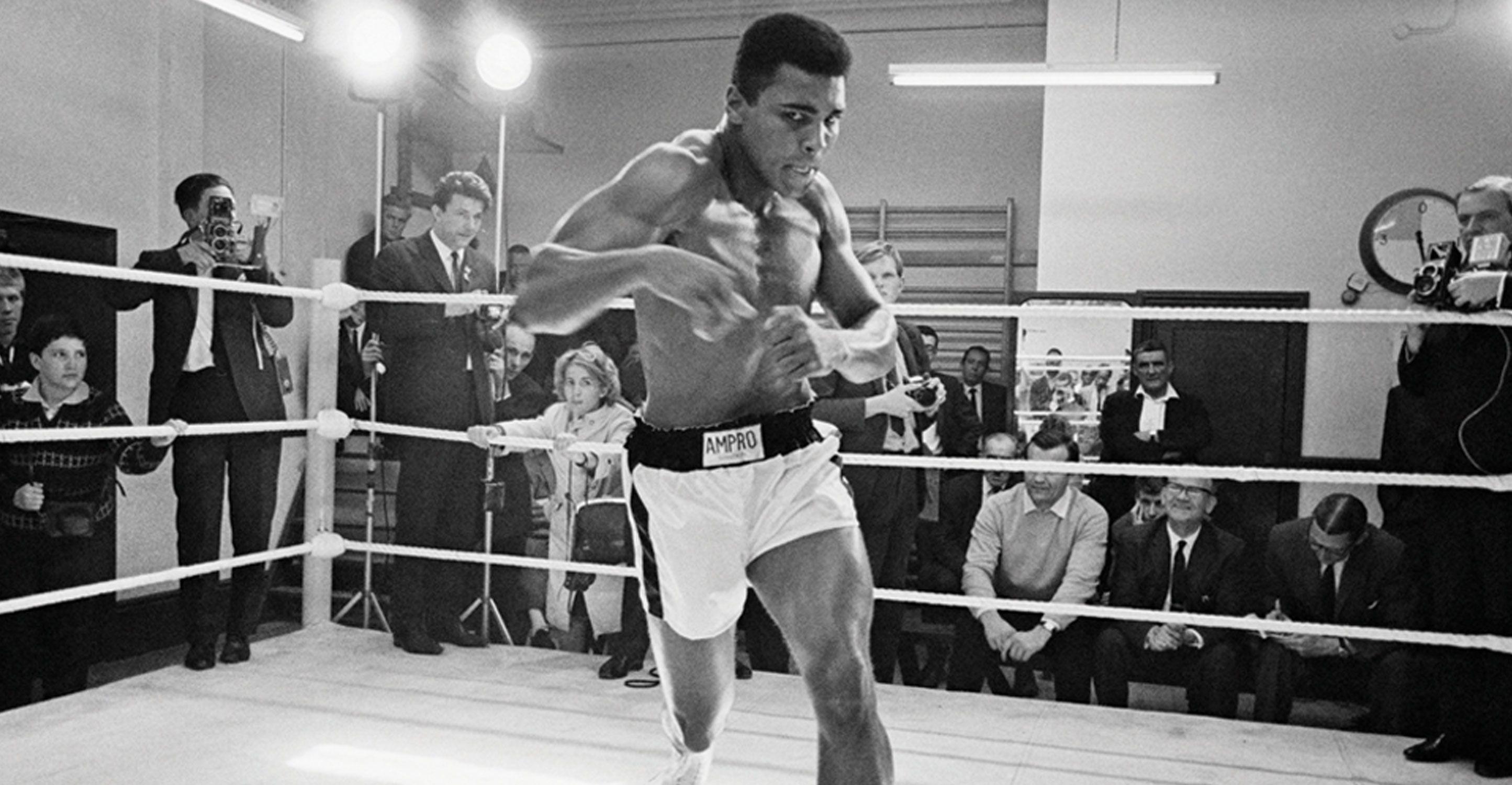 Muhammad Ali Boxer Wallpapers - Wallpaper Cave