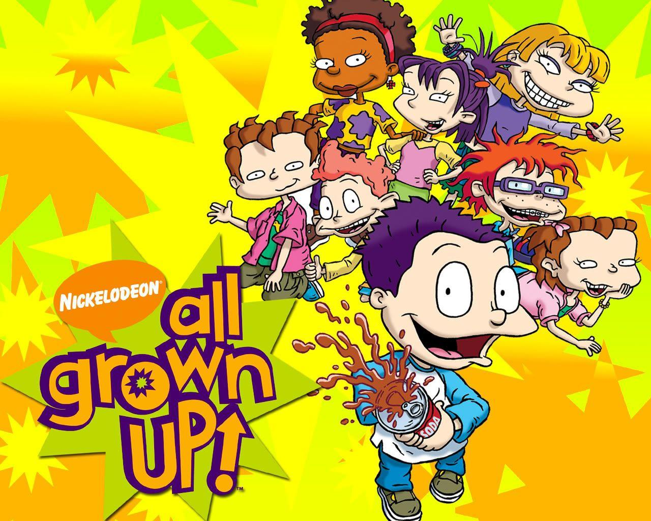 More Beautiful Nickelodeon Wallpapers