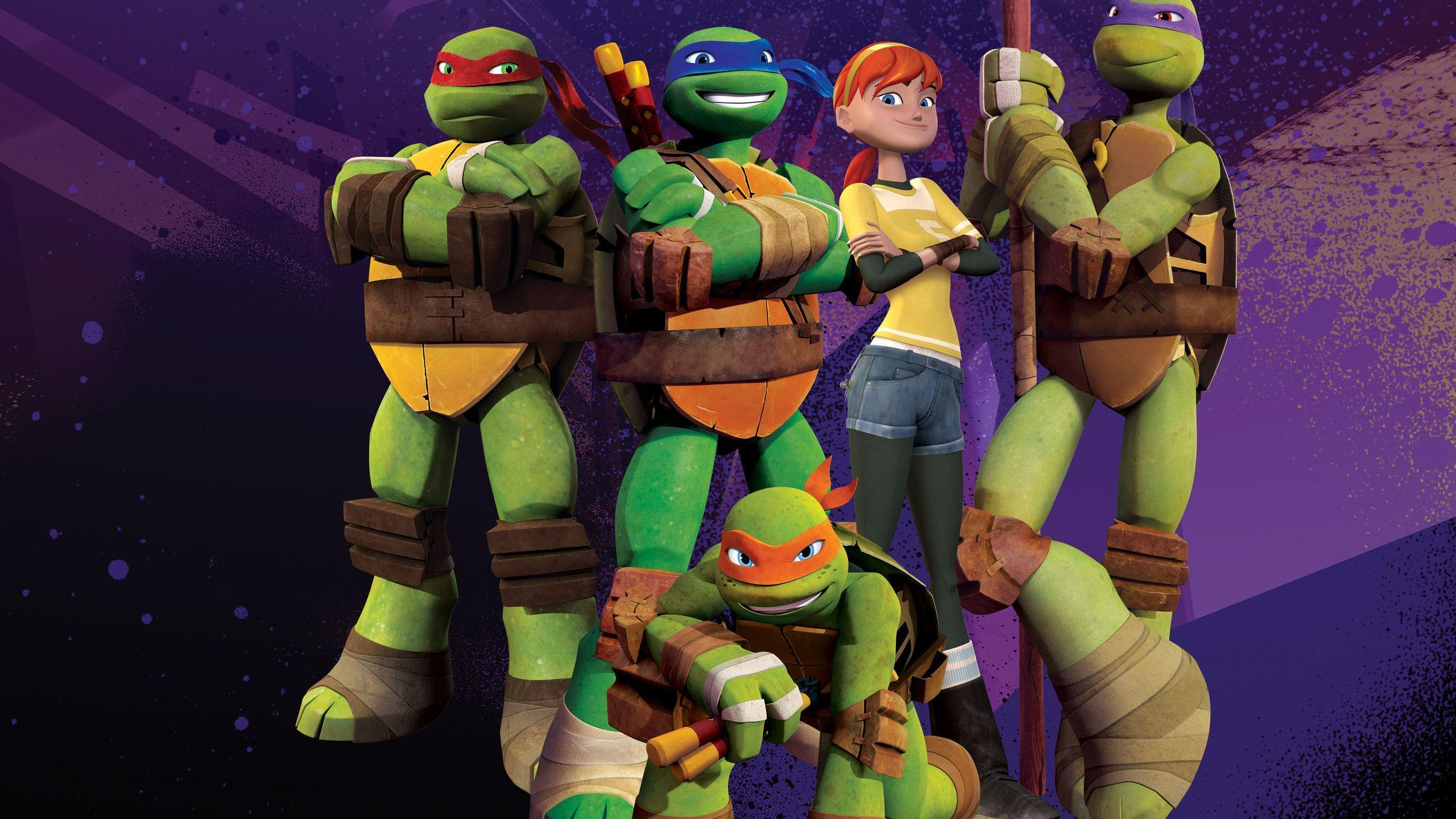 2560x1440 tmnt, leonardo, teenage mutant ninja turtles, donatello