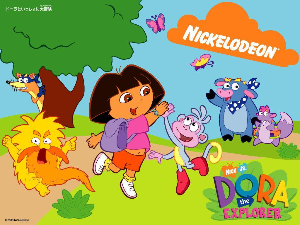 Nick Jr Wallpapers