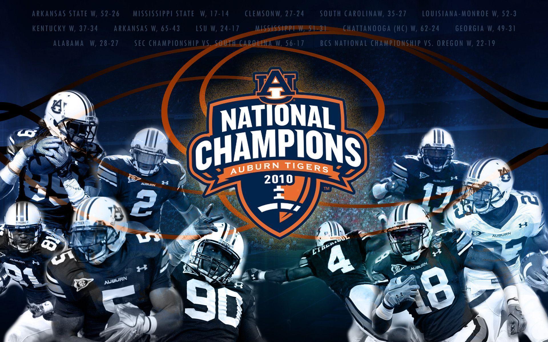 Auburn Football Wallpaper Page 1