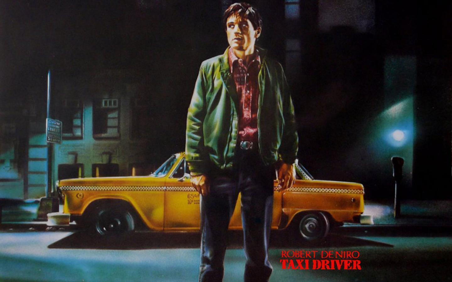 Taxi Driver Movie Wallpapers
