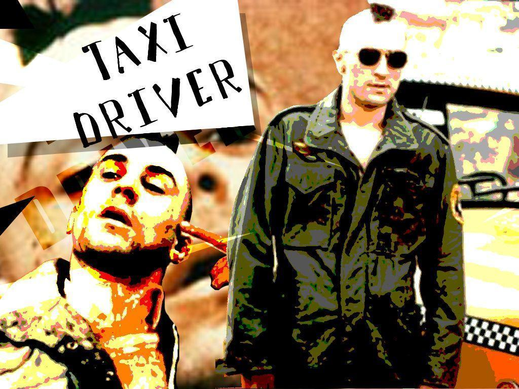 ZH.DQT: Amazing Taxi Driver Wallpapers, Chuck Aguas