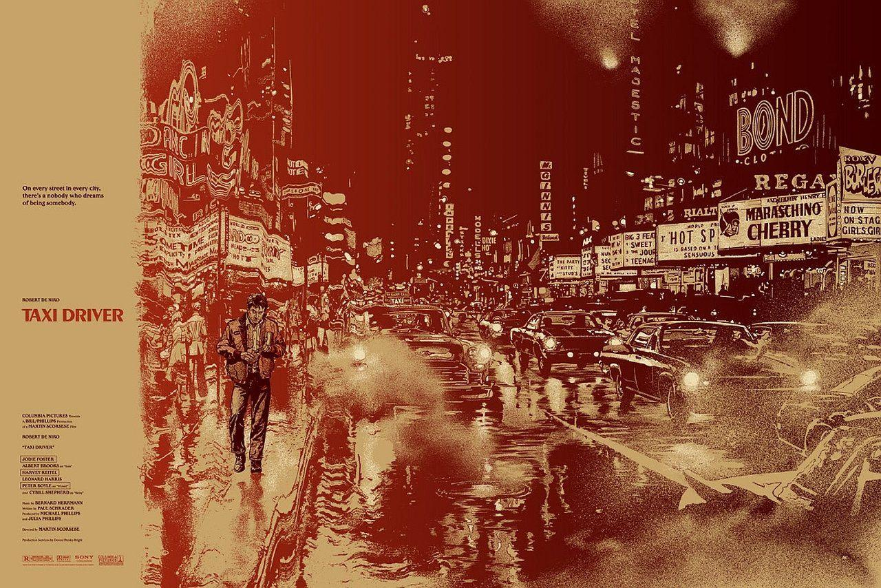 19 Taxi Driver HD Wallpapers