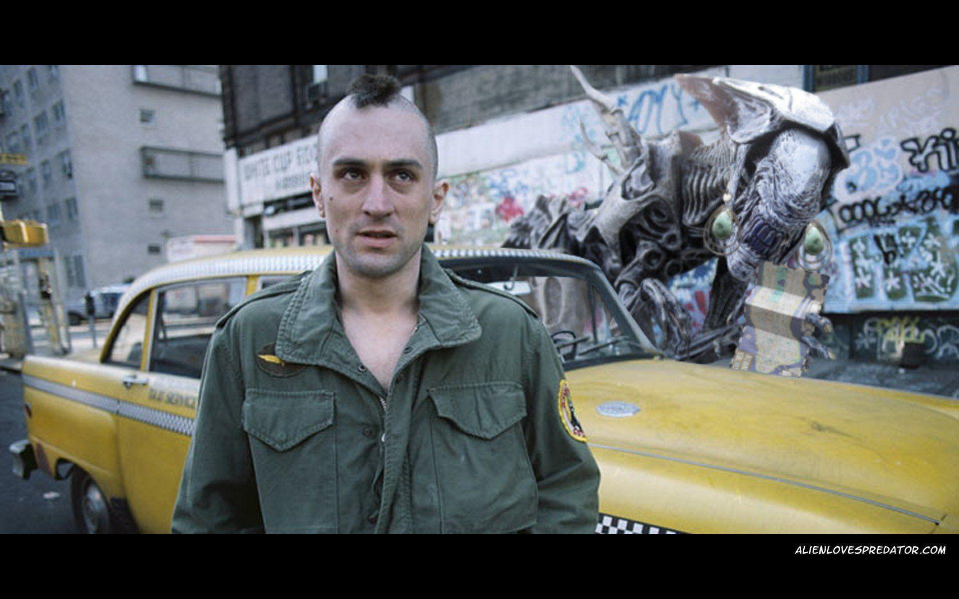 Movies Taxi Driver Travis Bickle Robert De Niro wallpapers