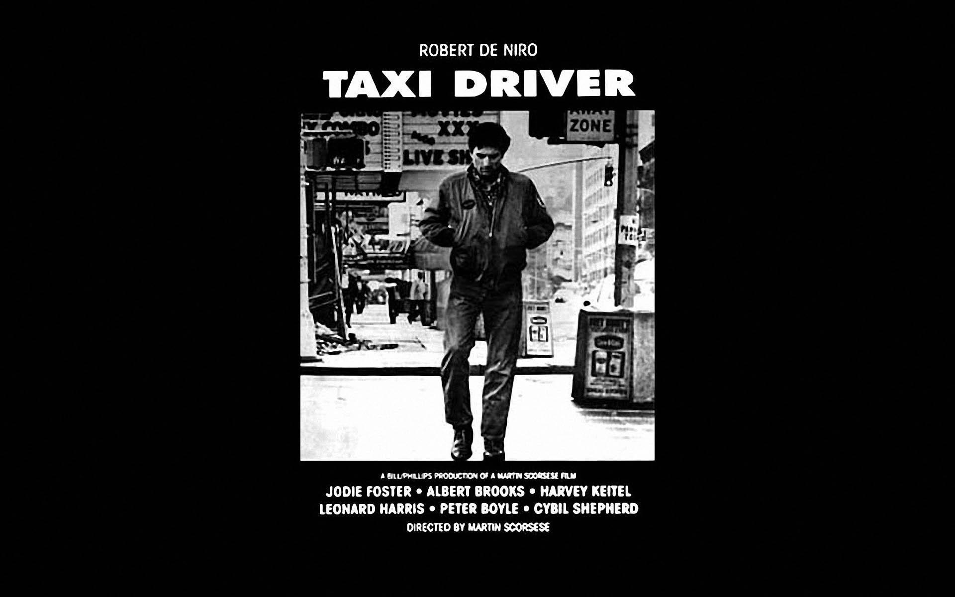 Passion for Movies: Taxi Driver