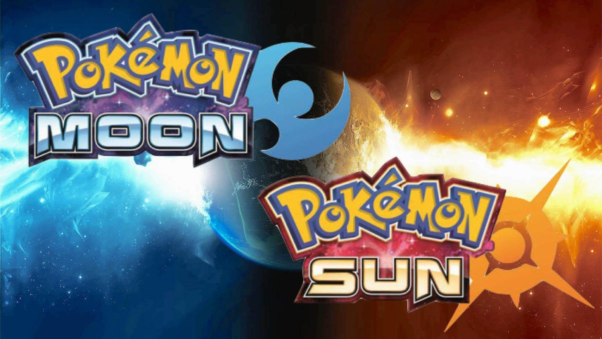 Pokemon Sun And Moon Wallpapers Wallpaper Cave