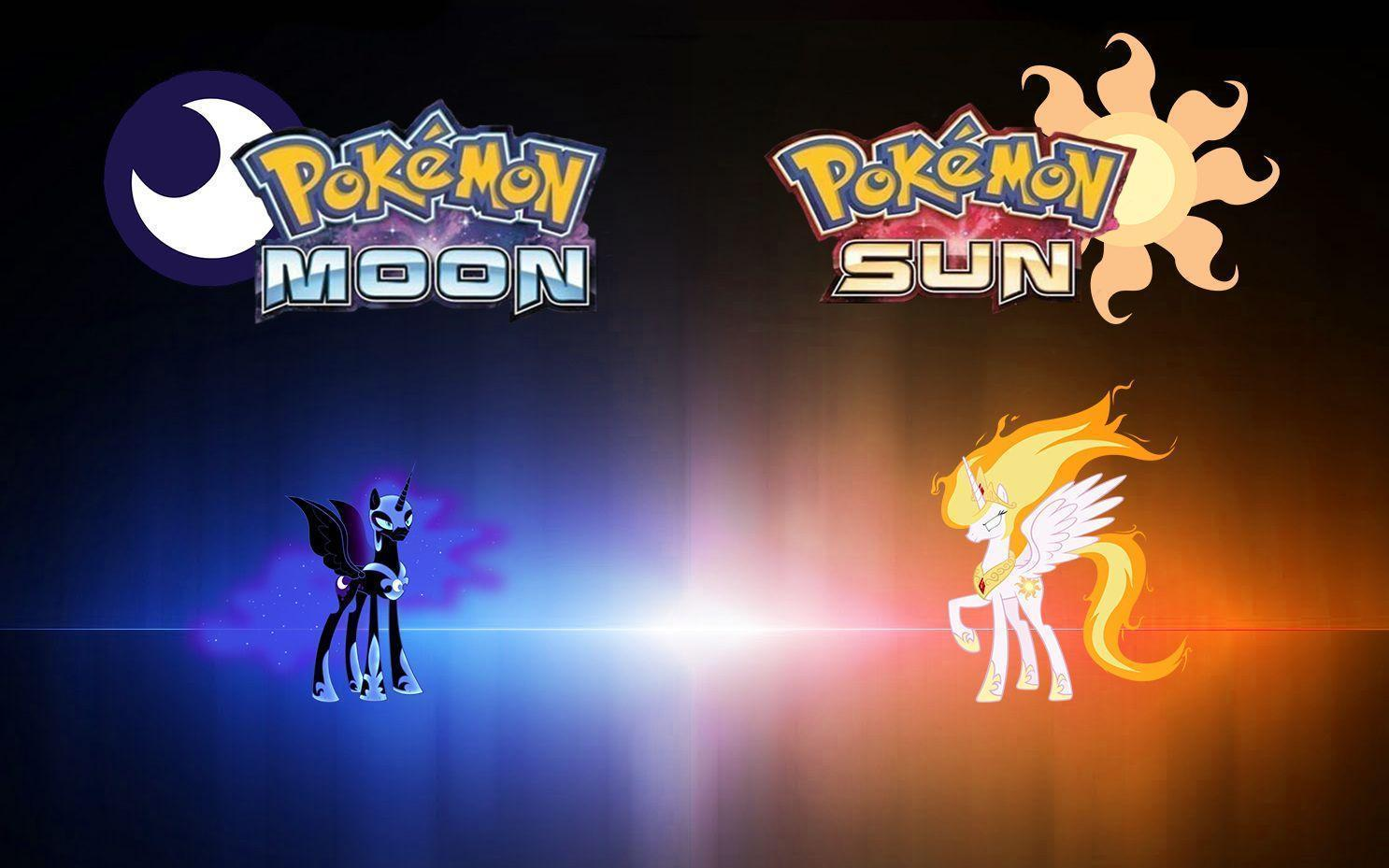 Pokémon Sun And Moon Wallpapers - Wallpaper Cave