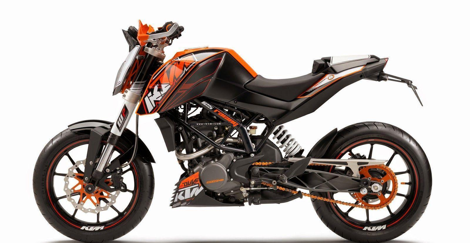 Ktm Duke Bike Hd Photos