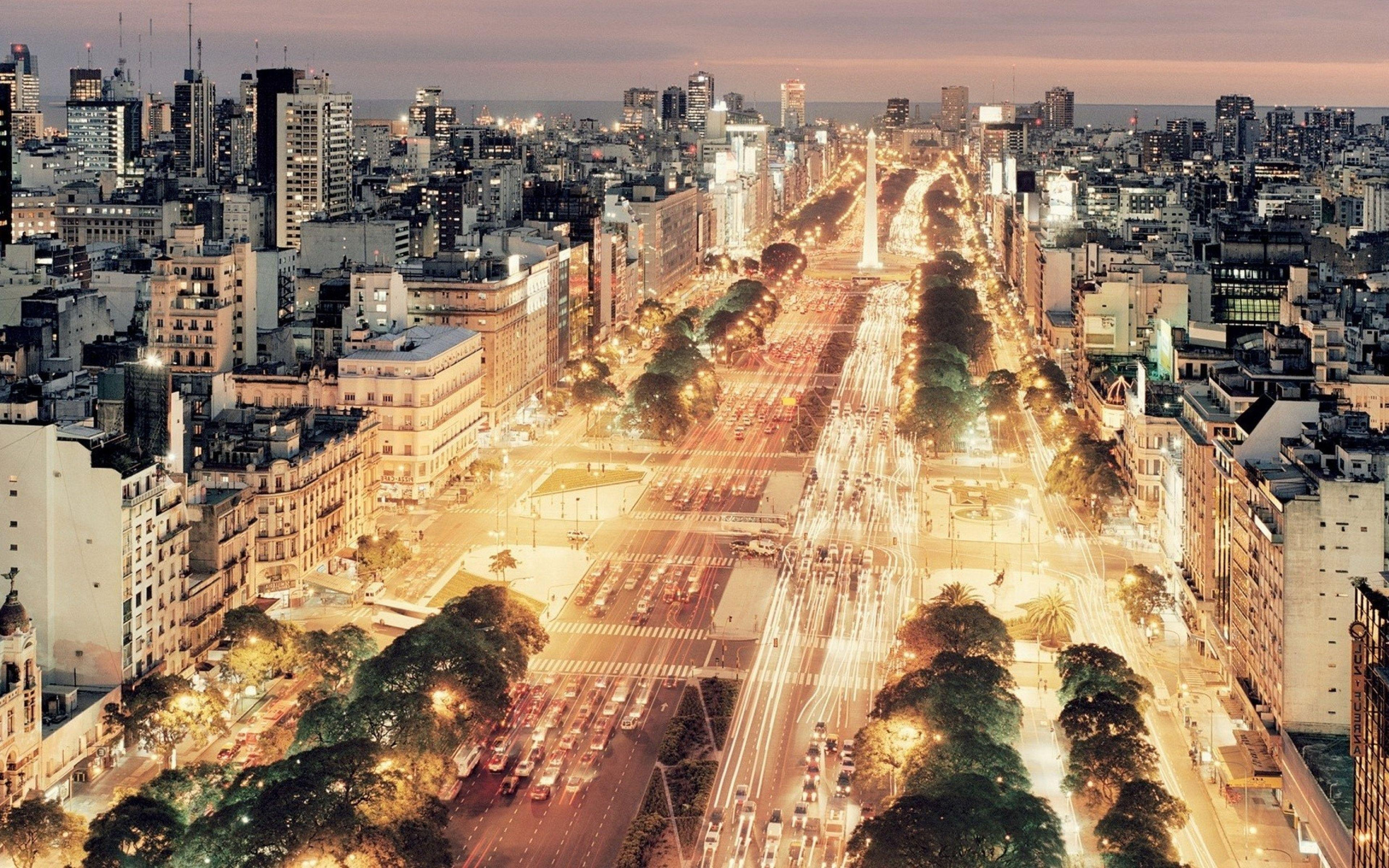 4 Buenos Aires HD Wallpapers | Backgrounds - Wallpaper Abyss