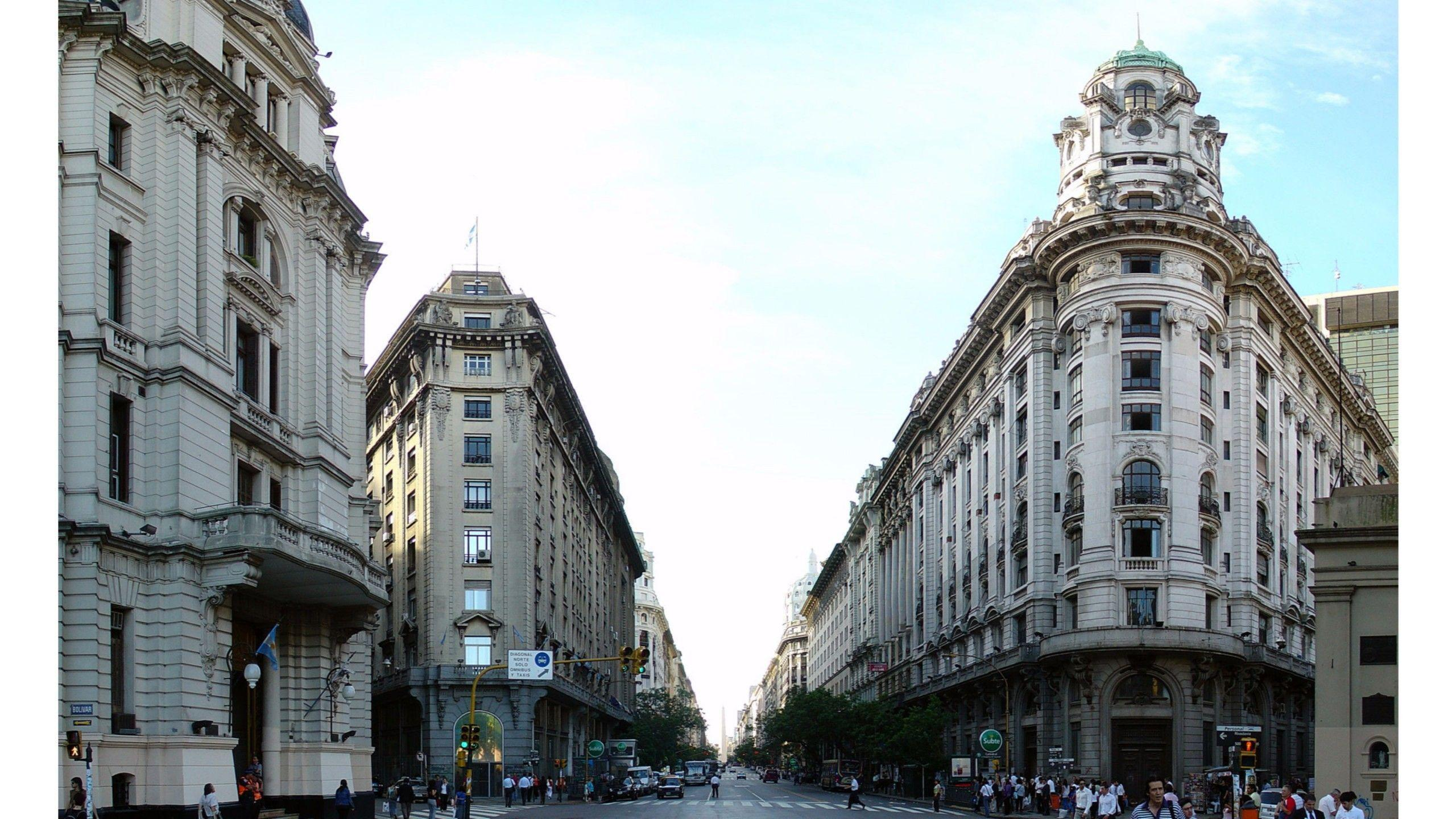 Historic Buenos Aires Argentina 4K Wallpapers | Free 4K Wallpaper