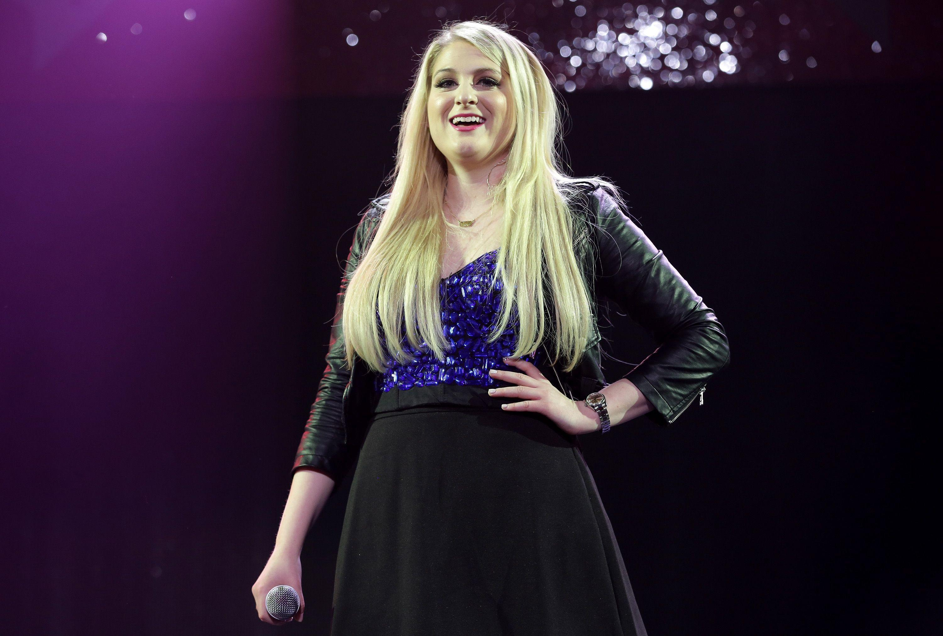 Meghan Trainor on Confidence and How She Changed Her Body Image ...