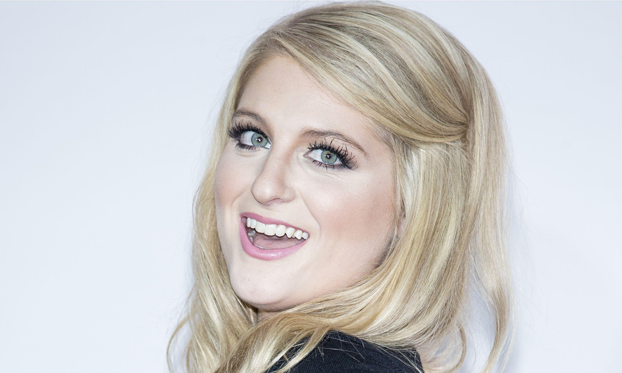 1000+ images about Meghan Trainor on Pinterest | Sexy, Red carpets ...