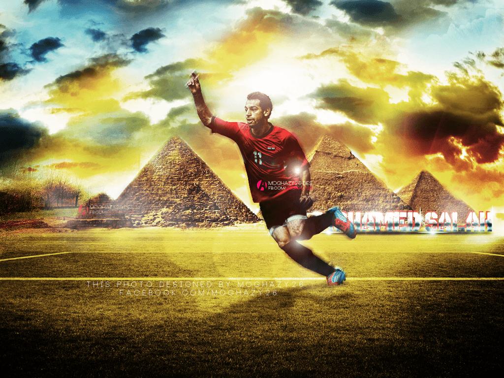 Mohamed Salah Wallpapers