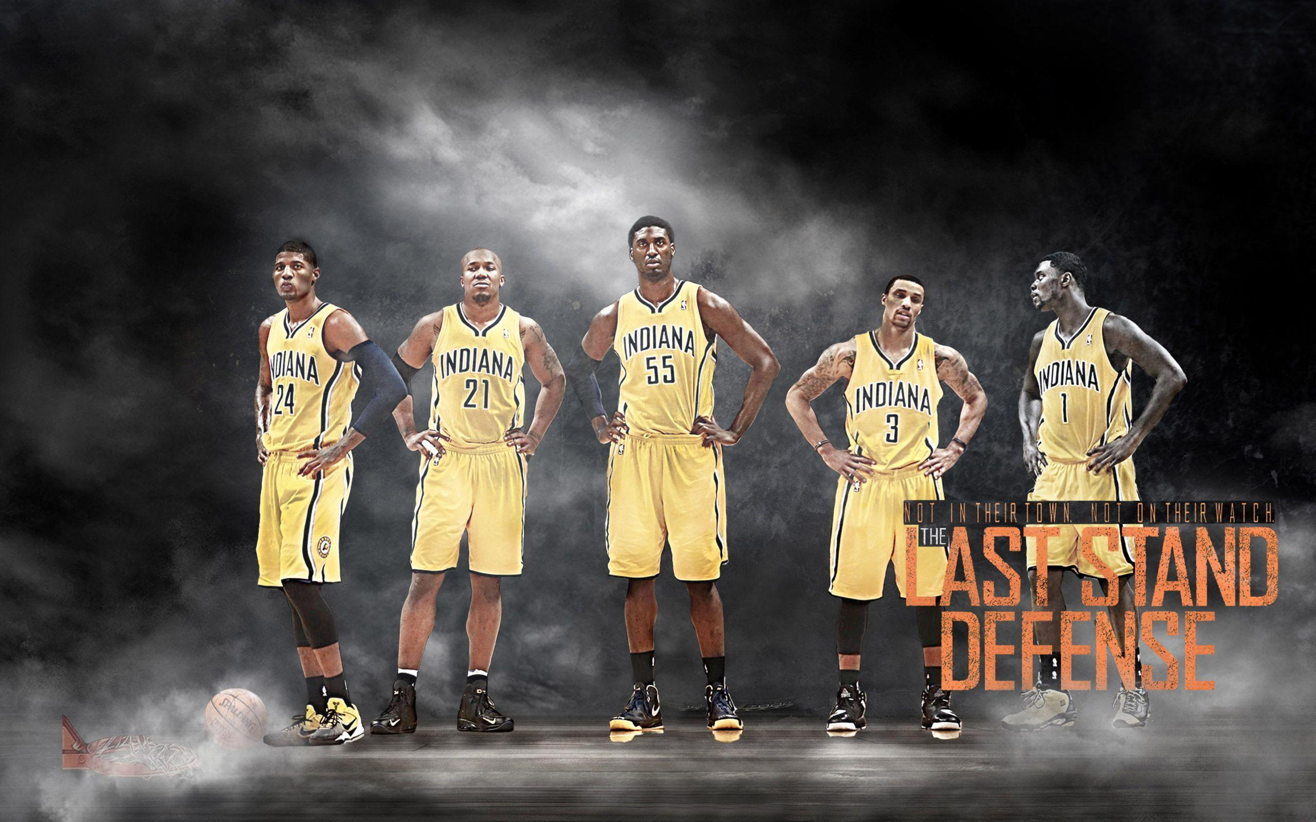 2 Indiana Pacers HD Wallpapers | Backgrounds - Wallpaper Abyss