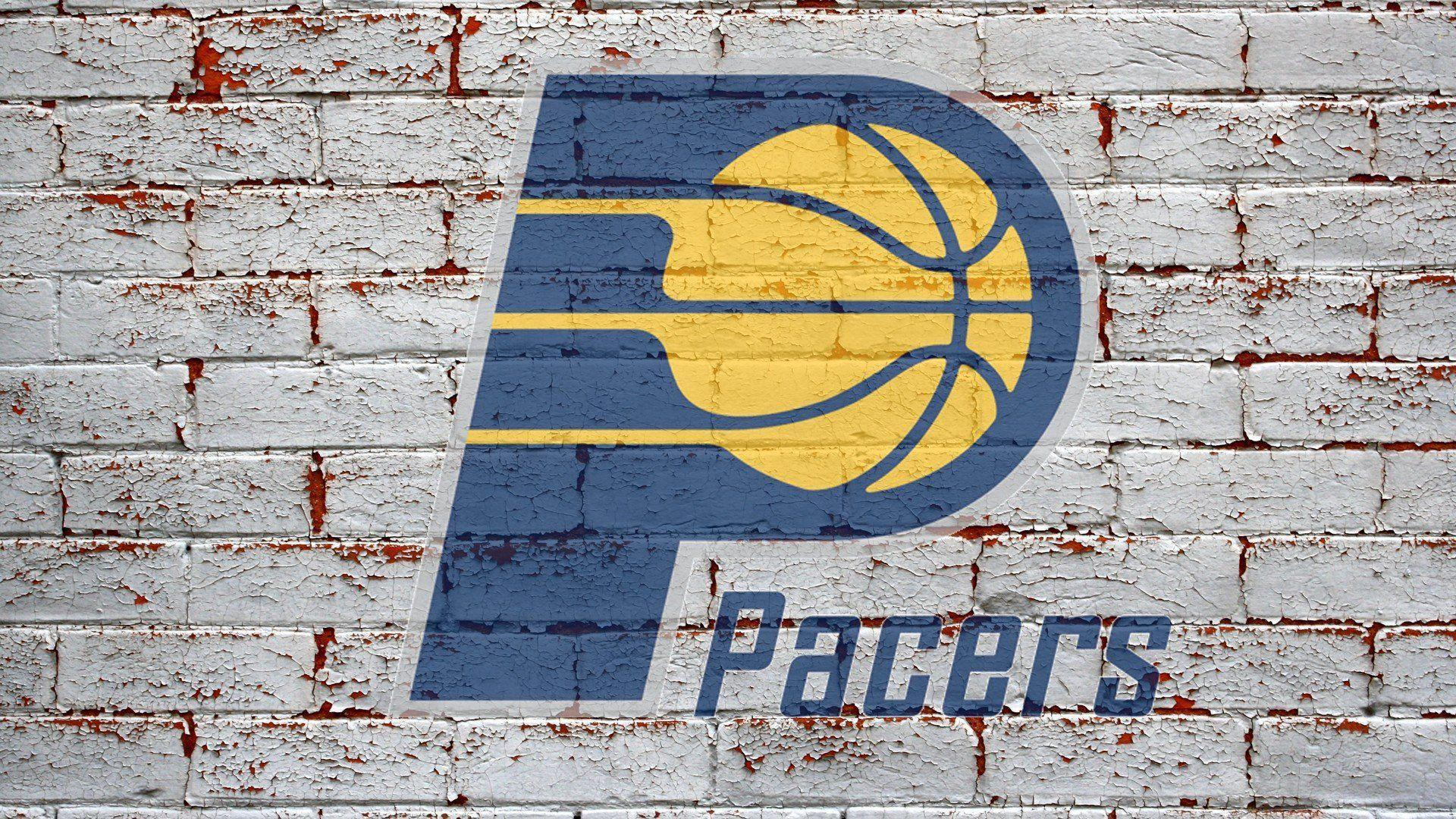 Indiana Pacers Logo Wallpaper