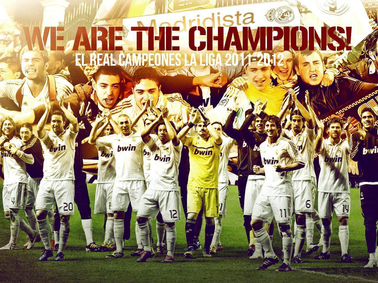 1920x1080px Real Madrid Team Champions