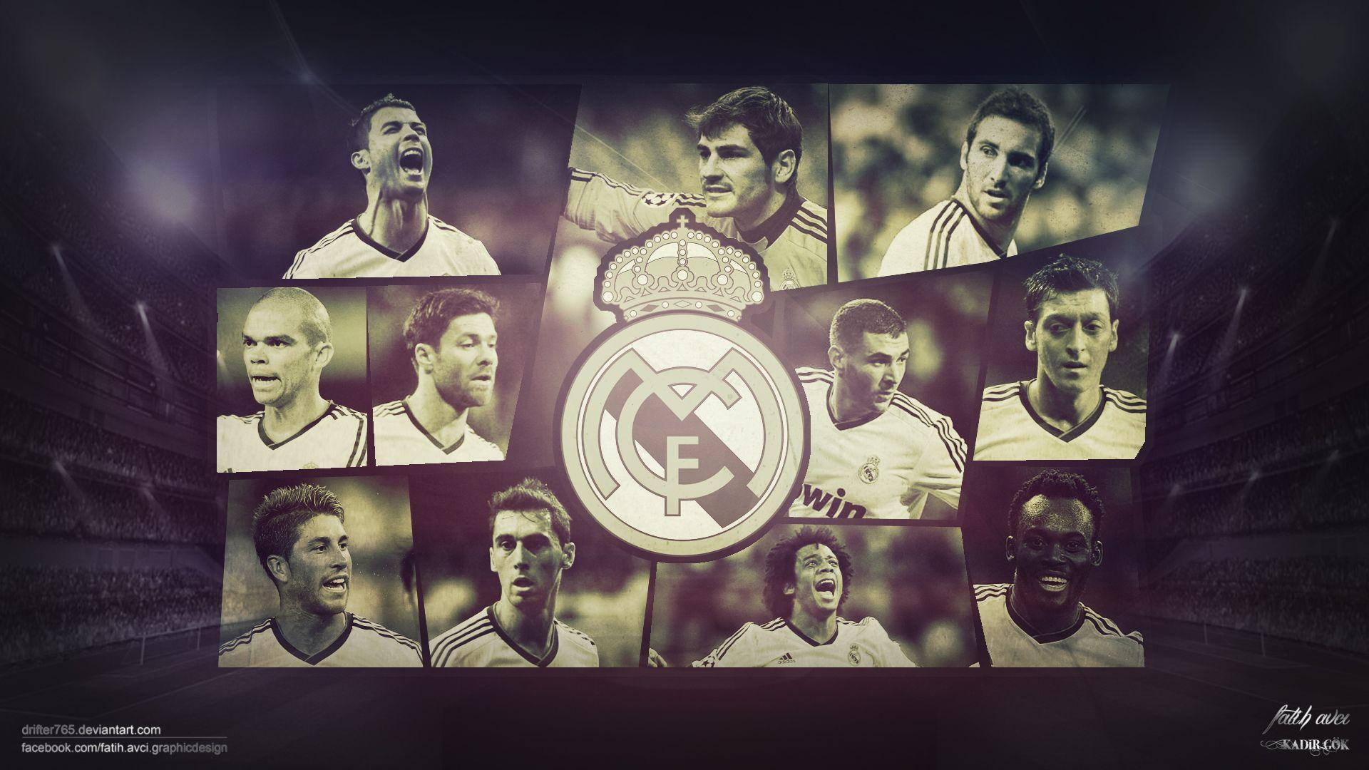 Real Madrid Fc 2013 Wallpapers Desktop