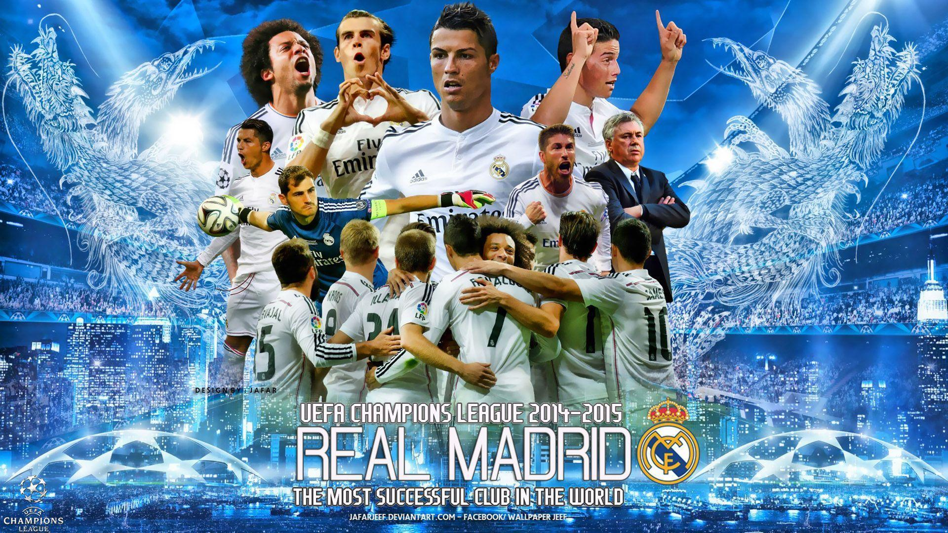 Real Madrid Wallpapers 2015