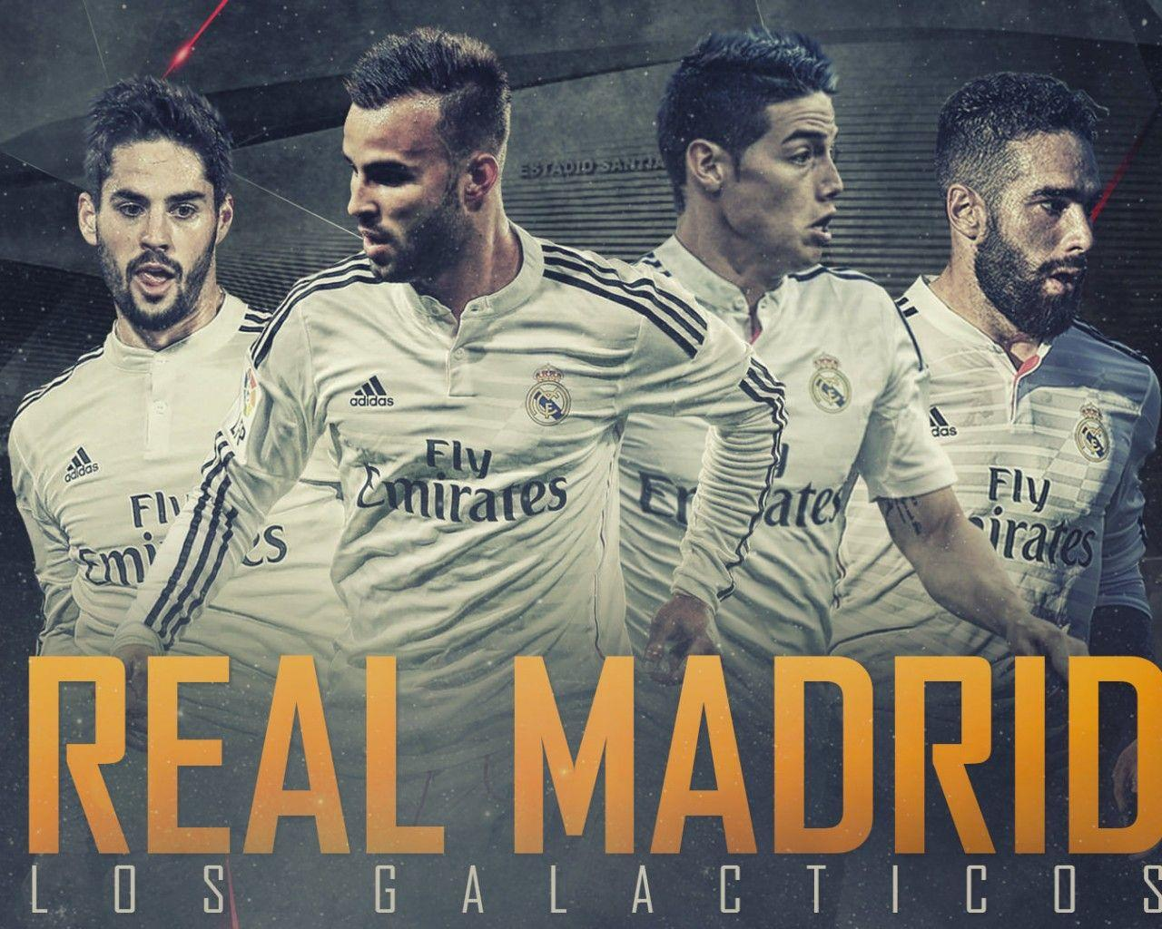 Real Madrid Los Galacticos Wallpapers