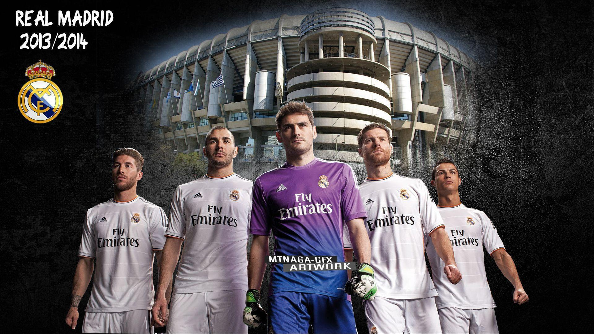 real madrid team 2015 wallpapers