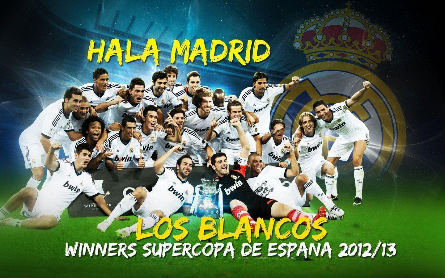 Real Madrid Team Wallpapers 2013 6