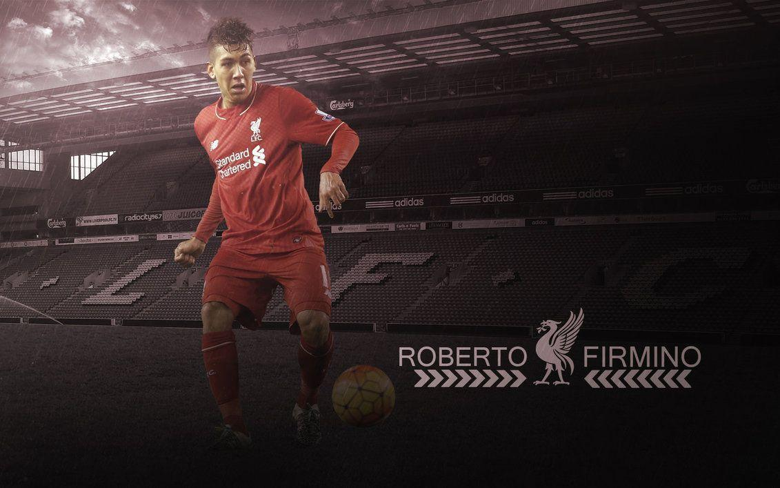 Roberto Firmino 2015/16 Wallpapers by ChrisRamos4